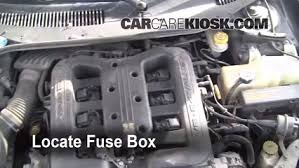 replace a fuse 1998 2004 dodge intrepid 2000 dodge intrepid es replace a fuse 1998 2004 dodge intrepid 2000 dodge intrepid es 2 7l v6