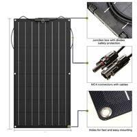 <b>200w</b> flexible <b>solar panel</b>