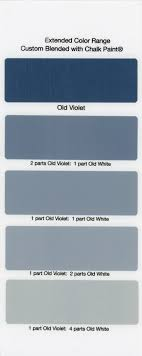 Graphite Grey Colour Chart Chalk Paint Sample Board Colors All In A Row The Purple
