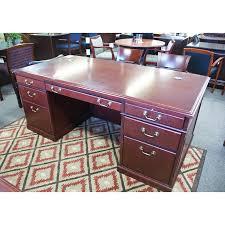 used kimball executive desks