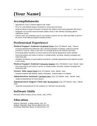 What To Put Under Objective On A Resume What To Write As An Objective On Resume For Nursing How General 56