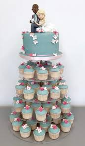 Tasteful Cakes By Christina Georgiou Turquoise And Pink Wedding