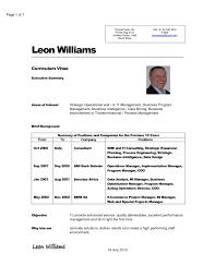 Resume Format For Banking Jobs Cv Format Banking Finance Resume Sample Naukriuglf Com In For