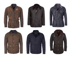 barbour leather jacket care