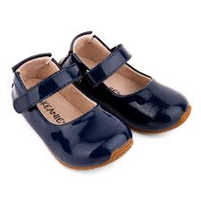 kids leather mary jane shoes patent navy