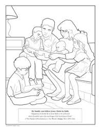 Small Picture King Benjamins Tower coloring page free printable pdf from lds