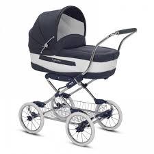 Классическая <b>коляска</b> Inglesina Vittoria с шасси Comfort chrome ...
