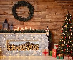 Fairy Lights For Mantle Christmas Mantel Ideas