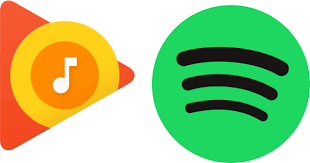 Spotify vs Google Music
