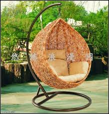 rattan casual swing bamboo basket balcony outdoor garden furniture bird nest hanging basket hanging chair sy6081
