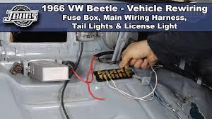 jbugs 1966 vw beetle vehicle rewiring main wiring harness jbugs 1966 vw beetle vehicle rewiring main wiring harness