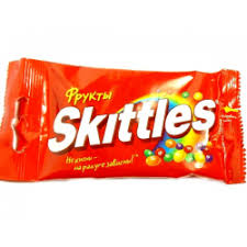 Отзывы о <b>Жевательные конфеты Skittles</b>