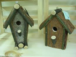 Rustic Birdhouses Rustic Bird Houses Maine Line Products