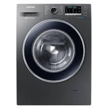 Máy giặt 9 Kg Samsung WW90J54E0BX/SV hơi nước MỚI 2019