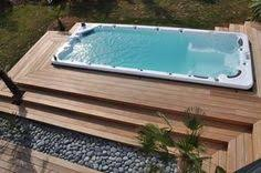 are swim spas worth it. Beautiful Worth Builtin Swim Spa ACAPULCO BLUE LAGOON SPAS And Are Swim Spas Worth It R