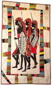 Free Pattern Pergamano African American | AFRICAN QUILT PATTERNS ... & Quilts and textile art by Magie Relph Adamdwight.com