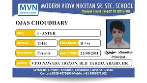 Card 15 Freelancer By School Design-student Staff Security Fahadhassan160 For Id Guard Entry