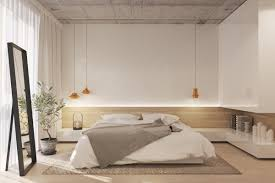 Large Mirror In Bedroom Creative Wall Lighting In All White Bedroom Tall Bed White Pillow