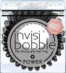 <b>invisibobble POWER True Black</b> | Bath & Unwind | Official Stockist