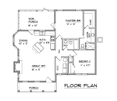 impressive small one level house plans 13