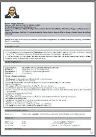 Sample Resume For Bed Teachers Resume Corner Special Education ...
