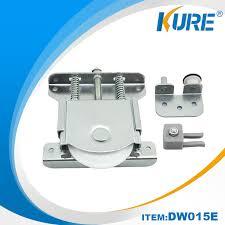 china gold supplier for floor guide for barn door cabinet sliding door rollers kure