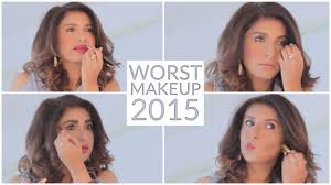 bad makeup trends of 2016 gallery