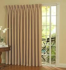 ds sliding doors thermal patio door curtains tar glass window 47
