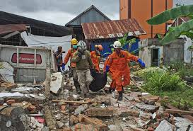 Find recent earthquakes occurring in indonesia, including the biggest ones which have occurred this week. Update Aid Effort Intensifies After Indonesia Quake That Killed 81 The Himalayan Times Nepal S No 1 English Daily Newspaper Nepal News Latest Politics Business World Sports Entertainment Travel Life Style News