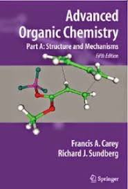 best chemistry books images organic chemistry  advanced organic chemistry part a structure and mechanisms chemistry books