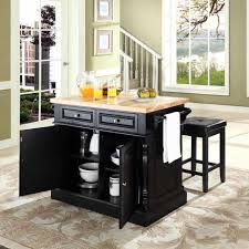 Co Kitchen Furniture Darby Home Co Lewistown 3 Piece Kitchen Island Set With Butcher