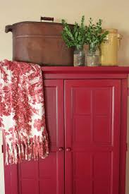 painted red furniture. tutorials tips and tidbits 8 painted cupboardsred red furniture n
