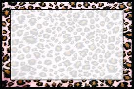 Free Printable Cheetah Birthday Invitations Diva Spa Party Hot Pink