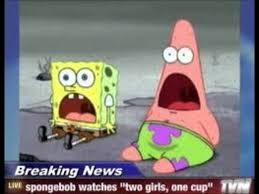 Surprised Patrick | Know Your Meme via Relatably.com