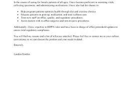 Cover Letter For Rn Position Sample Cover Letter For Nursing Resume