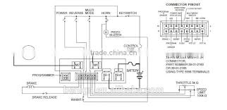 dc motor speed controllers Curtis Controller Wiring Diagram Curtis Snow Pro 3000 Wiring-Diagram