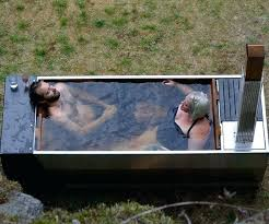 wood fired hot tubdiy tub heater building plans