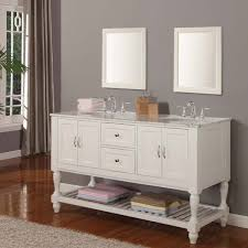 60 inch double sink vanity. direct vanity 60-inch pearl white mission turnleg double sink 60 inch a