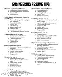 skills of electrical engineer resume resume for study