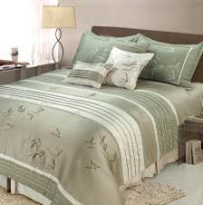 Bedroom Contemporary Green King Comforter Sets For Transitional - Transitional bedroom