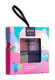 <b>Палетка глиттеров для век</b> NYX Professional Make Up Sprinkle ...