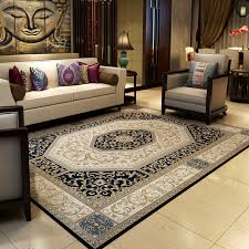 140X200CM Vintage Chinese Carpets For Living Room European Coffee Table  Rugs And Carpet Bedroom Area Rug