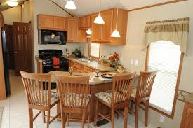 A Look At Park Model Mobile Homes Mobile Home Living Inspiration Pictures Of Model Homes Interiors