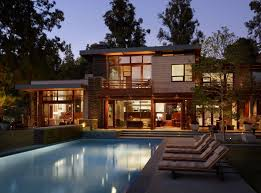 Image of: Modern California Houses Contemporary