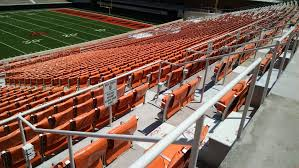 Mcneese Football Seating Chart Boone Pickens Stadium Oklahoma St Seating Guide