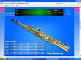 Soprano Saxophone Online