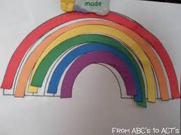 See more ideas about coloring pictures, coloring pages, coloring books. Rainbow Color Sequencing Activity From Abcs To Acts