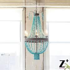 turquoise chandelier lighting. Popular Turquoise Chandeliers Buy Cheap Lots Inside Stone Chandelier Lighting (Image 18