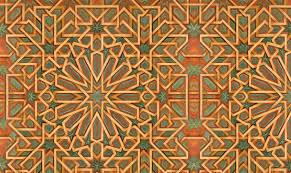 Moroccan Design Hand Painted Decorative Zoe Design