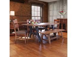 international furniture direct parotatable and chair set with bench furniture chair set71 furniture